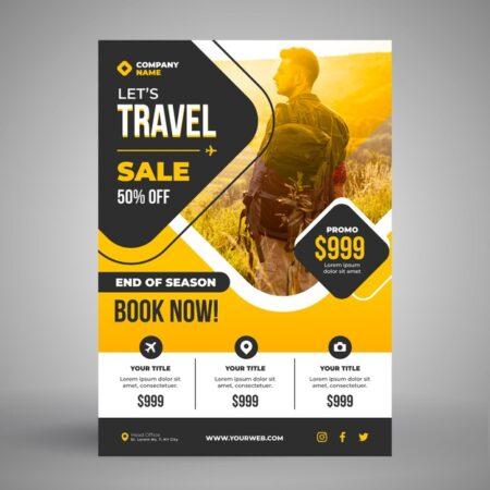 Tờ rơi du lịch FP 9892209
