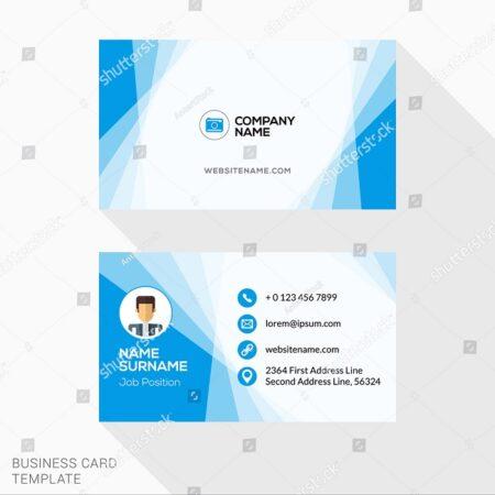 Card visit danh thiếp SS 370513136