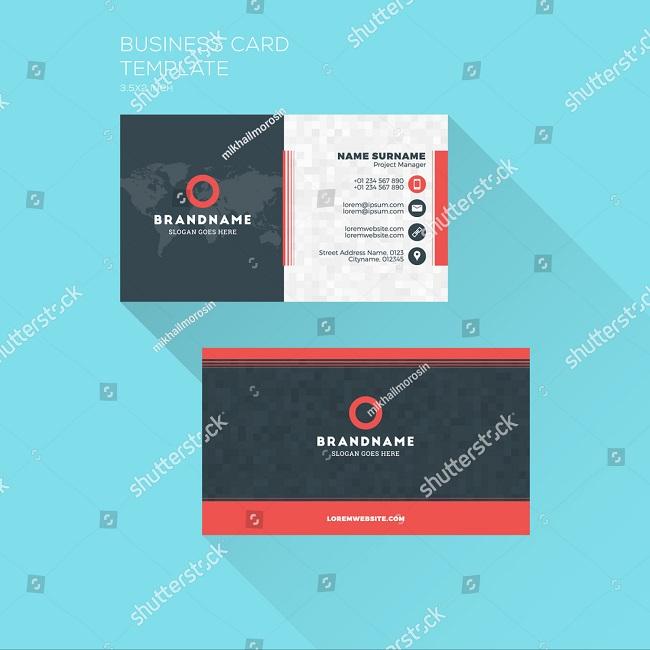 Card visit danh thiếp SS 382918477