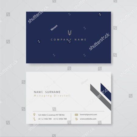 Card visit danh thiếp SS 614380472