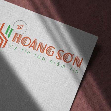 Logo Computer Hoàng Sơn