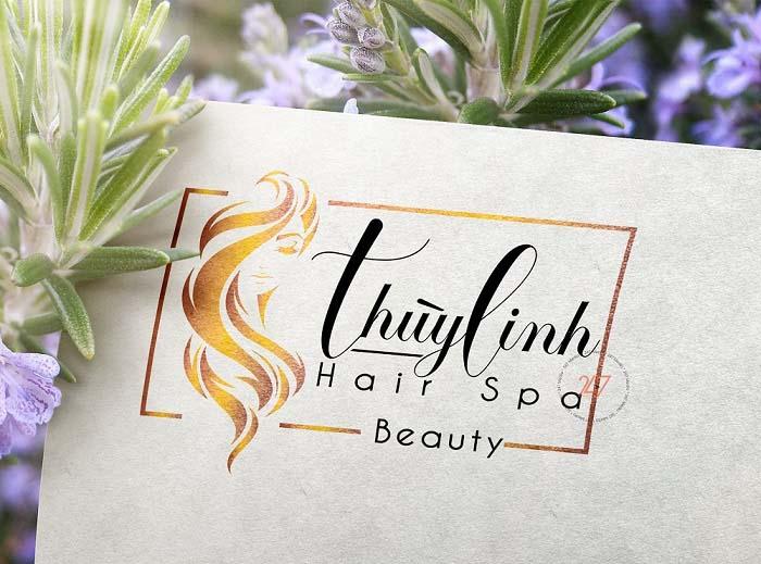 Logo Hair Spa