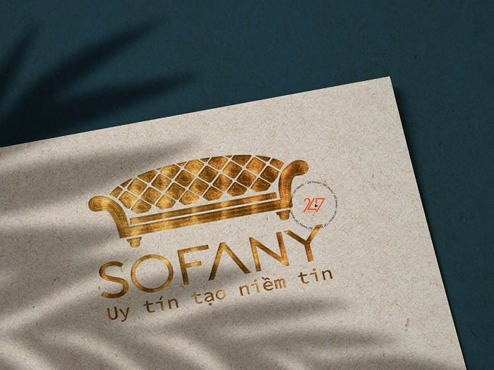 Logo ghế sofa