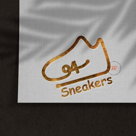 Logo giầy Sneakers