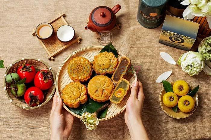 Hộp bánh trung thu Shanlong