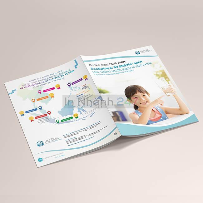 Catalogue sản phẩm máy lọc nước Nuskin