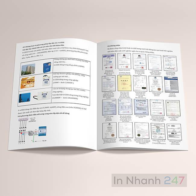 Catalogue sản phẩm nguồn điện