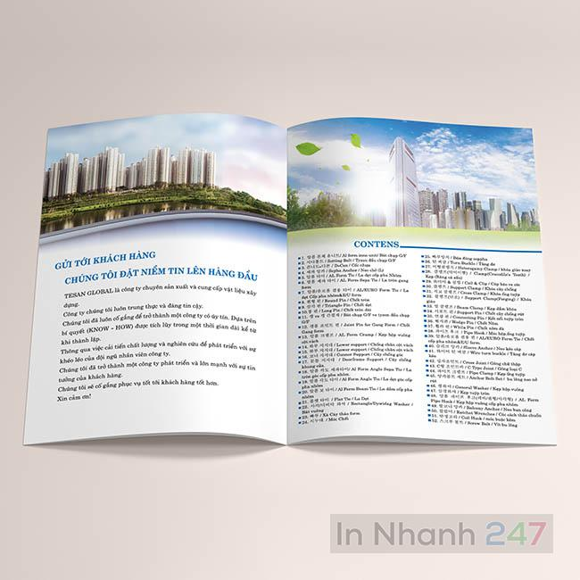 Catalogue thiết bị xây dựng