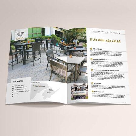 Catalogue trường anh ngữ Cella