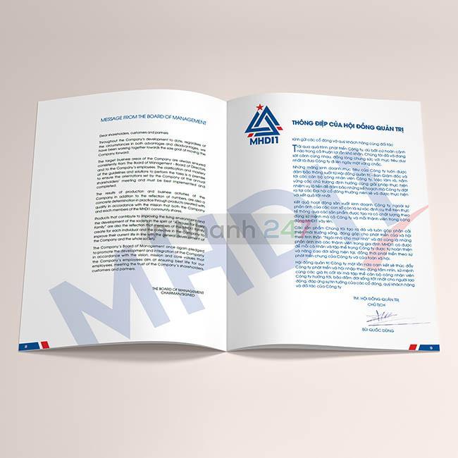 Hồ sơ năng lực công ty MHDI