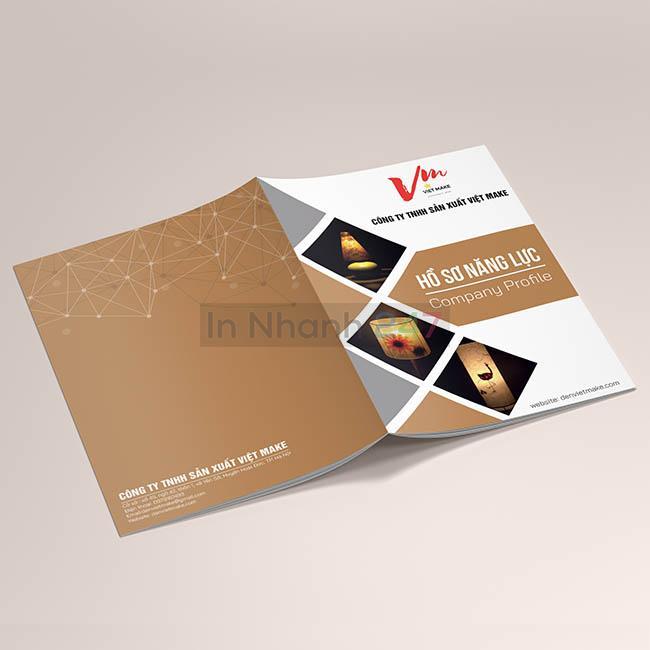 Hồ sơ năng lực công ty Việt Make