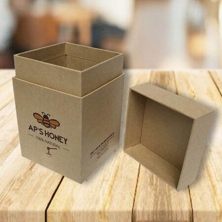 Hộp carton lạnh nắp gài