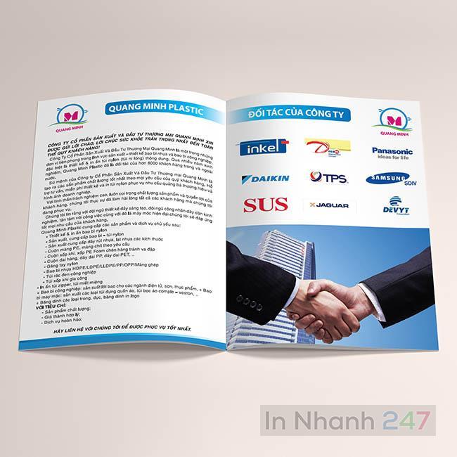 Profile công ty Quang Minh
