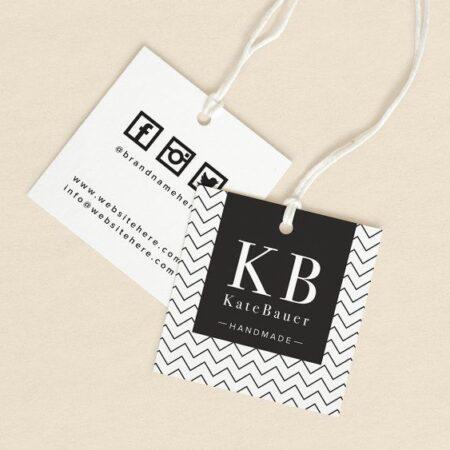 Tag quần áo Kate Baner
