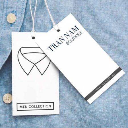 Tag quần áo Trần Nam