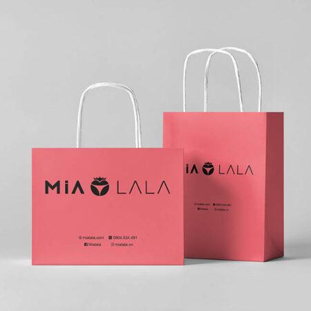 Túi giấy thời trang Mia Lala