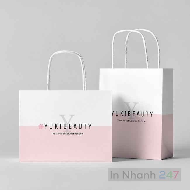 Túi giấy thời trang Yuki