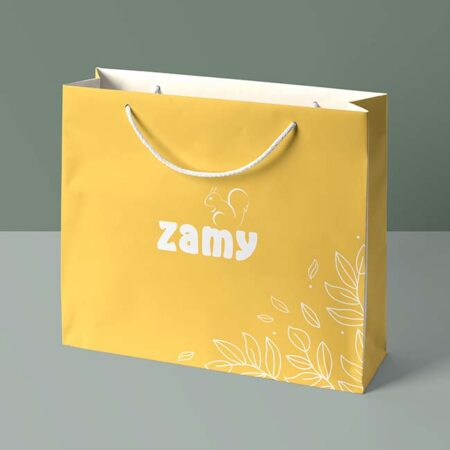 Túi giấy thời trang Zamy