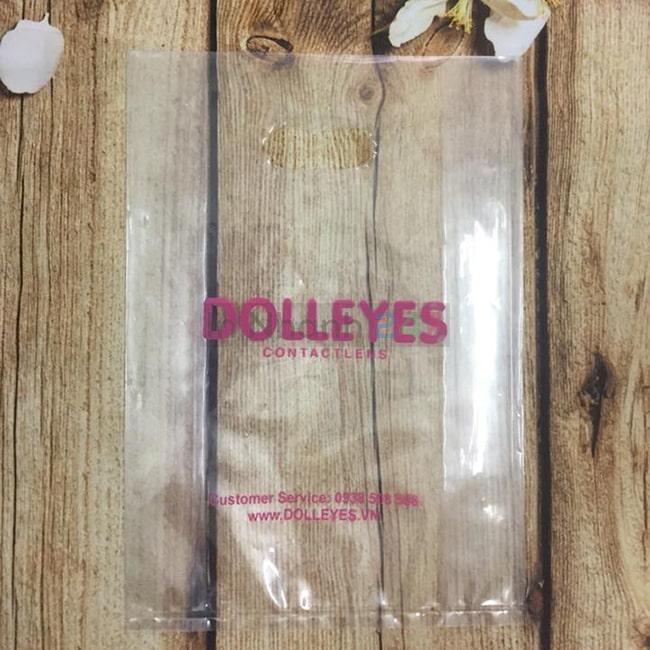 Túi nilon PE trong Dolleyes